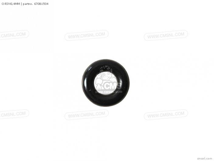 O Ring,4mm photo