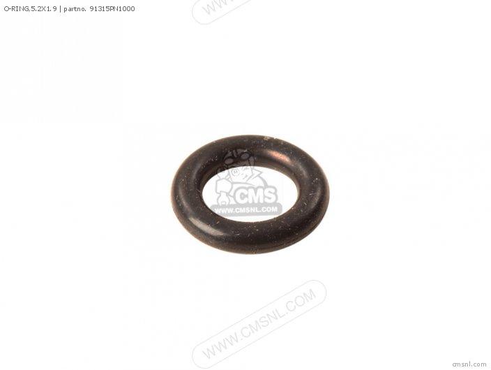 O-ring,5.2x1.9 photo