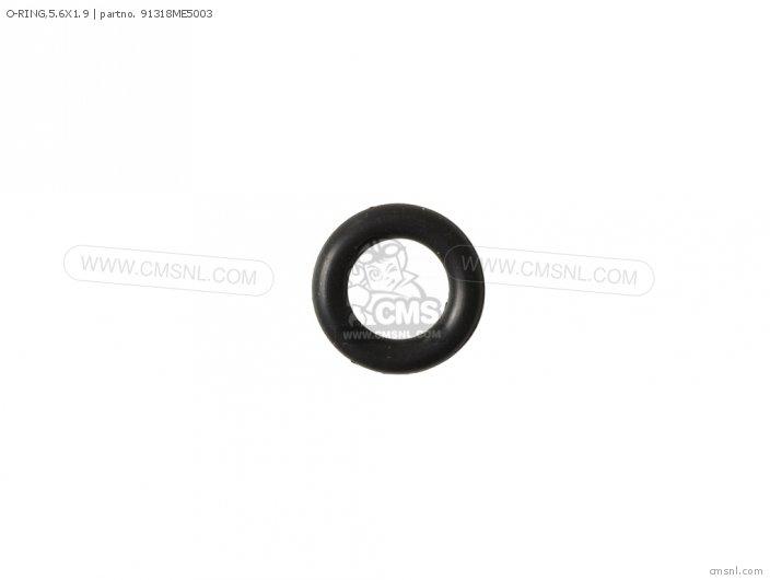 O-ring,5.6x1.9 photo