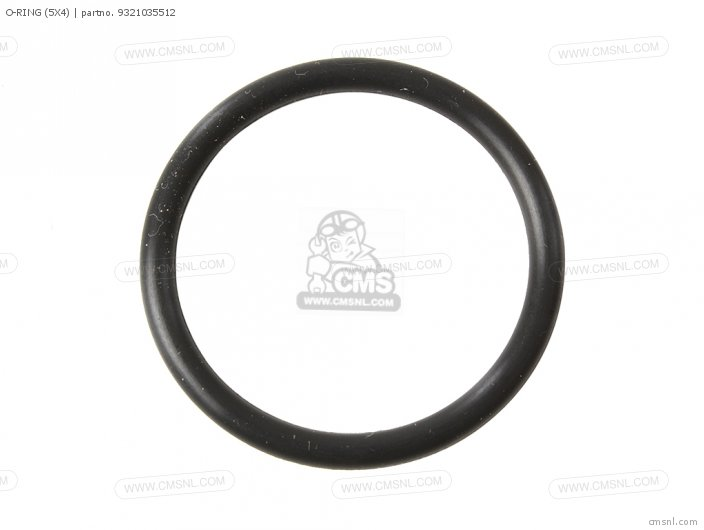 O-ring (5x4) photo