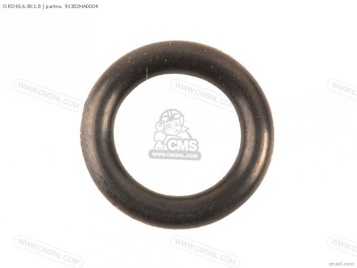 O Ring,6.8x1.8 photo