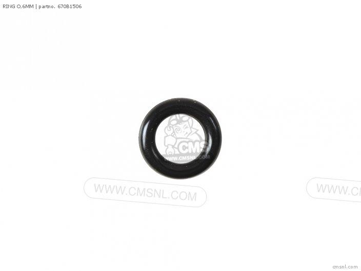 O Ring,6mm photo