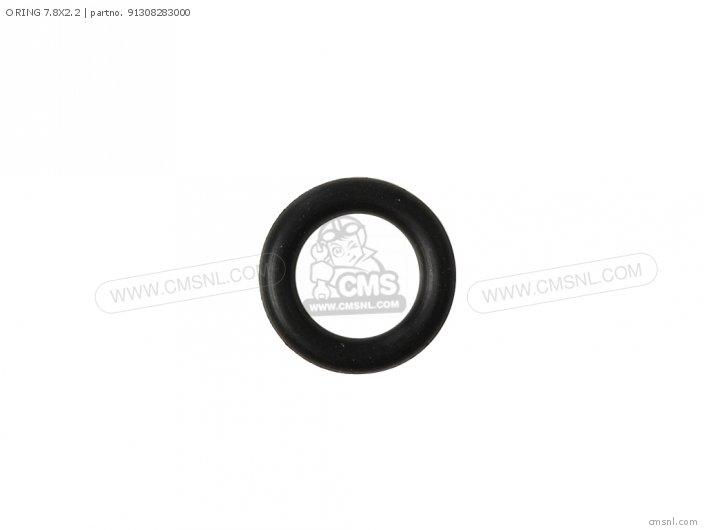 O Ring 7.8x2.2 photo