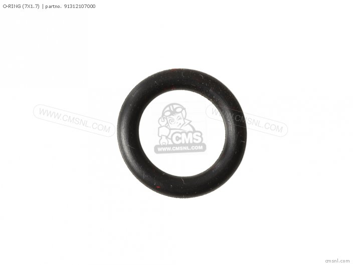 O-ring (7x1.7) photo