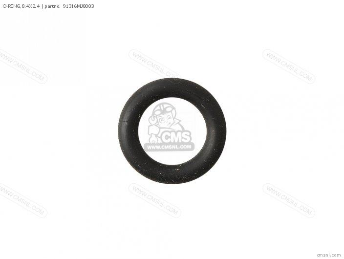 O-ring,8.4x2.4 photo