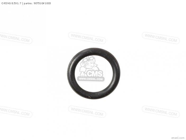 O Ring 8.5x1.7 photo