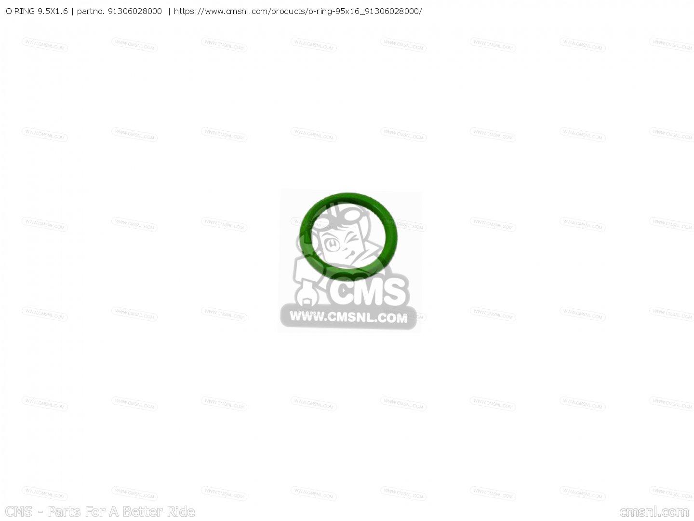 O Ring 95x16 Fits Ct70 Trail 70 1972 Ct70k1 Usa Order At Cmsnl 1970 Honda Valve Guide Photo