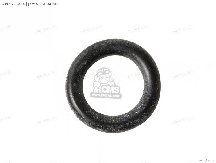 O-ring,9.6x2.6 photo