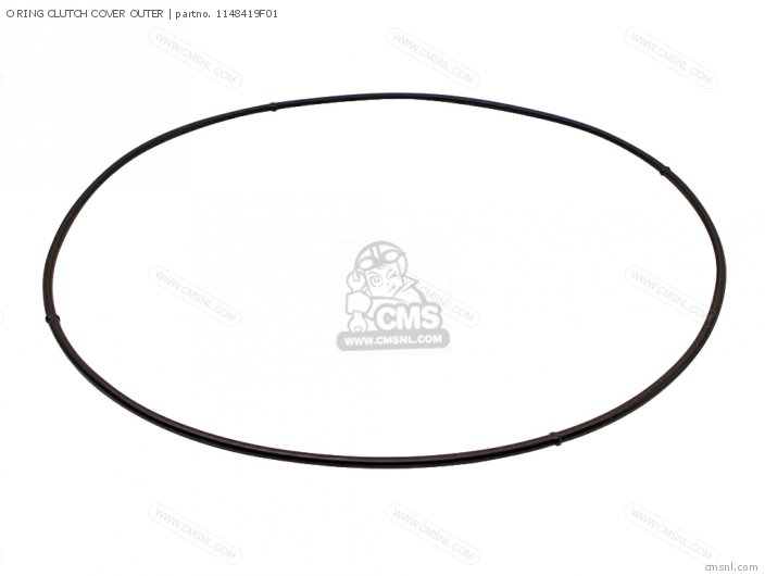 O RING CLUTCH COVER OUTER