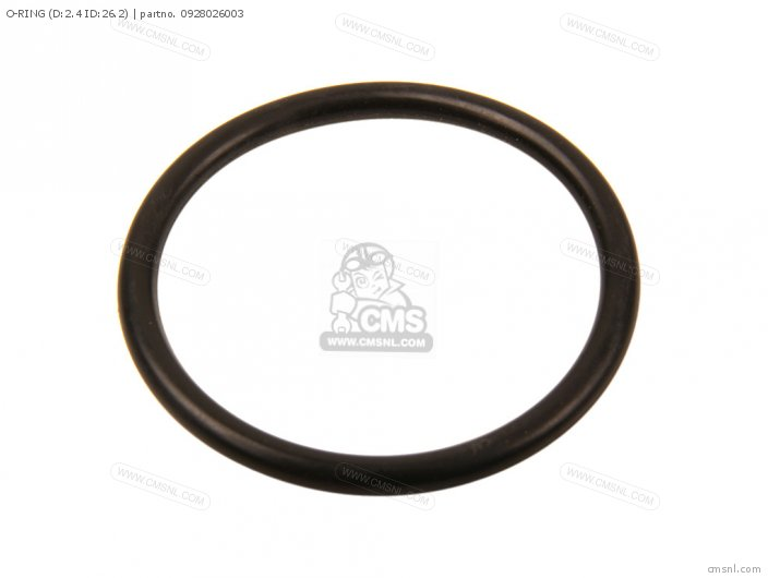 O-ring (d:2.4 Id:26.2) photo