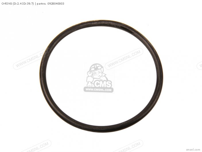O-ring (d:2.4 Id:39.7) photo