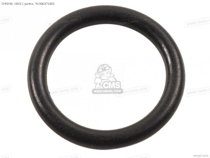 O-ring, 18x3 photo
