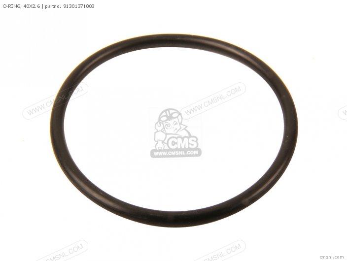 O-ring, 40x2.6 photo