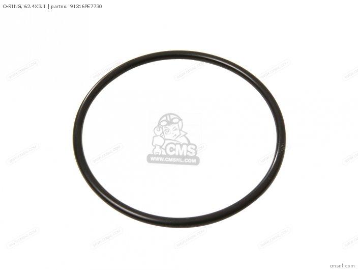 Cbr600fs 2002 2 France O-ring  62 4x3 1