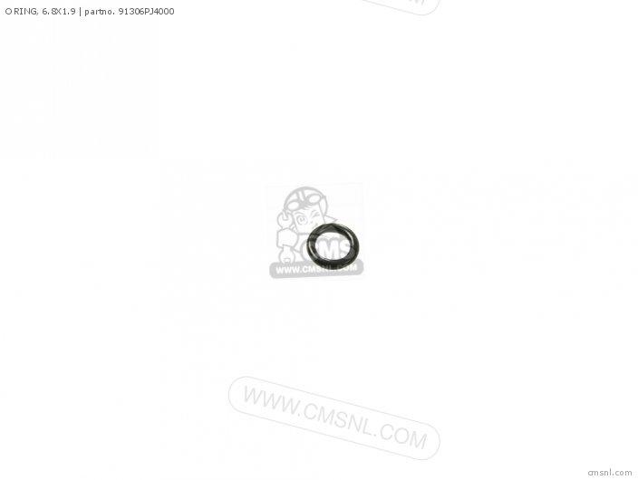 O Ring, 6.8x1.9 photo