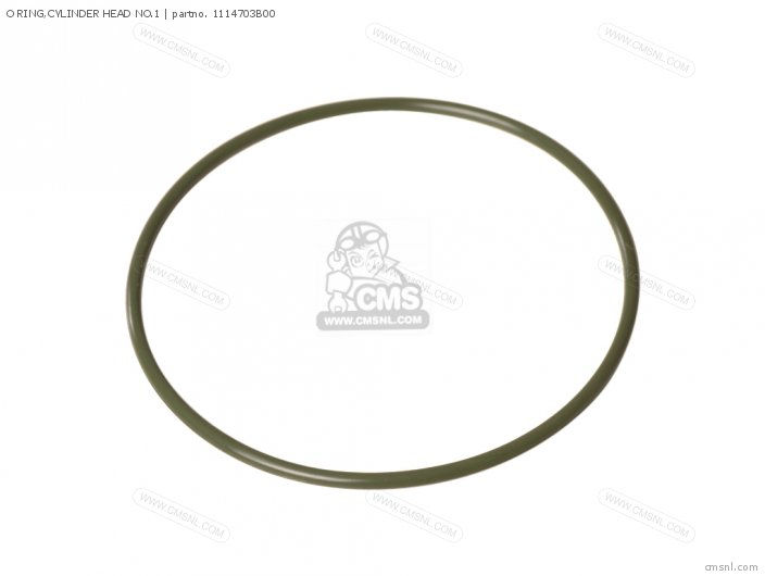 O Ring, Cylinder Head No.1 photo