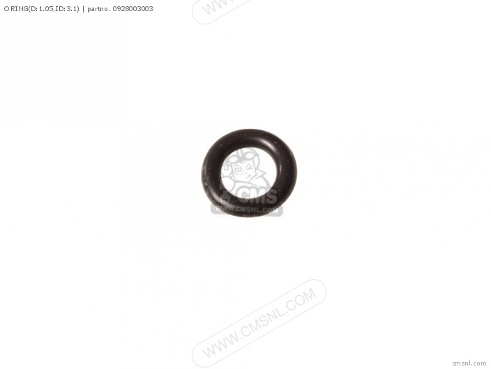 O Ring(d:1.05,id:3.1) photo