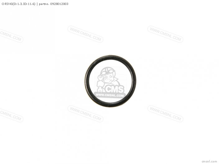 O Ring(d:1.3,id:11.6) photo