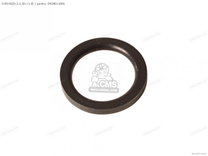 O Ring(d:2.2,id:11.8) photo