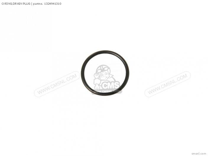 O Ring, Drain Plug photo