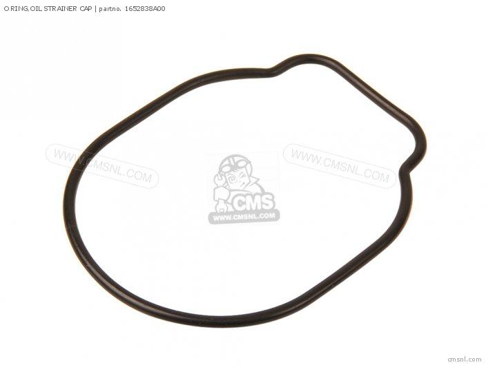 O Ring, Oil Strainer Cap photo