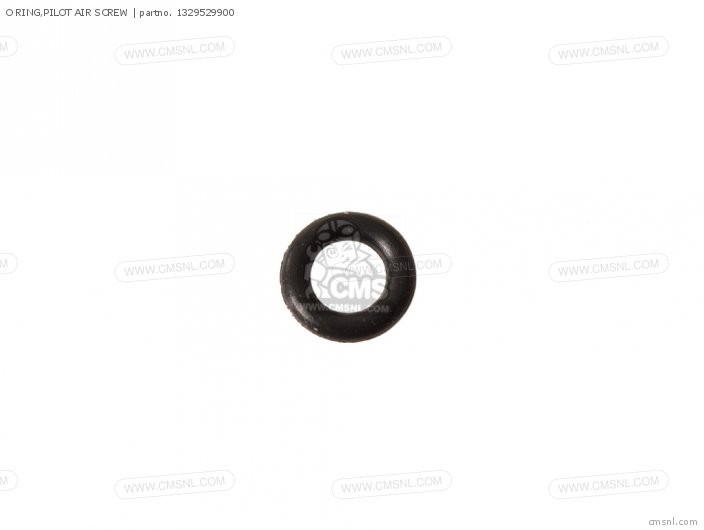 O Ring, Pilot Air Screw photo