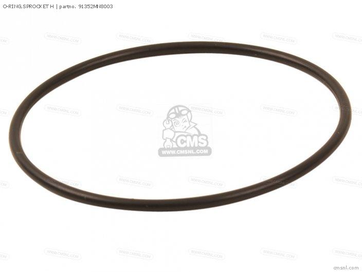O-ring, Sprocket H photo