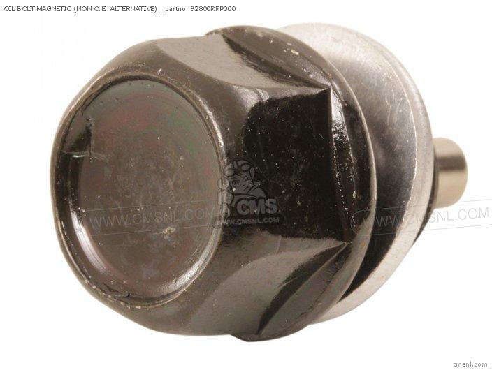 S90 Super 1964 Usa Oil Bolt Magnetic non O e  Alternative