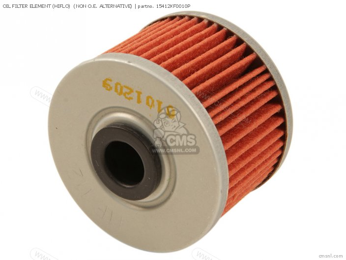 Oil Filter Element (hiflo)  (non O.e. Alternative) photo