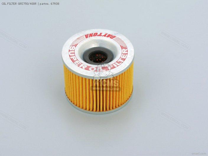 Oil Filter Gpz750/400r photo