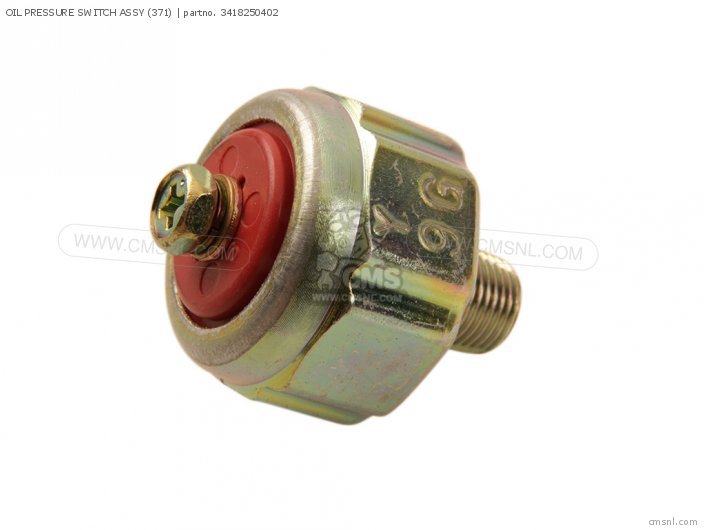 Oil Pressure Switch Assy (371) photo