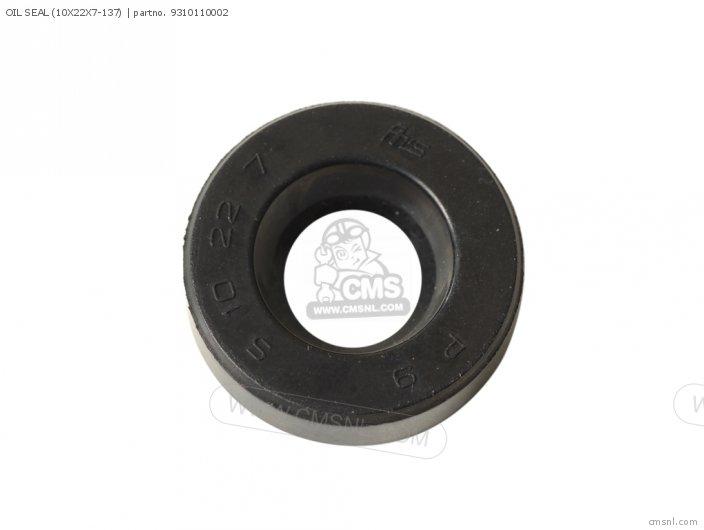 Oil Seal (10x22x7-137) photo