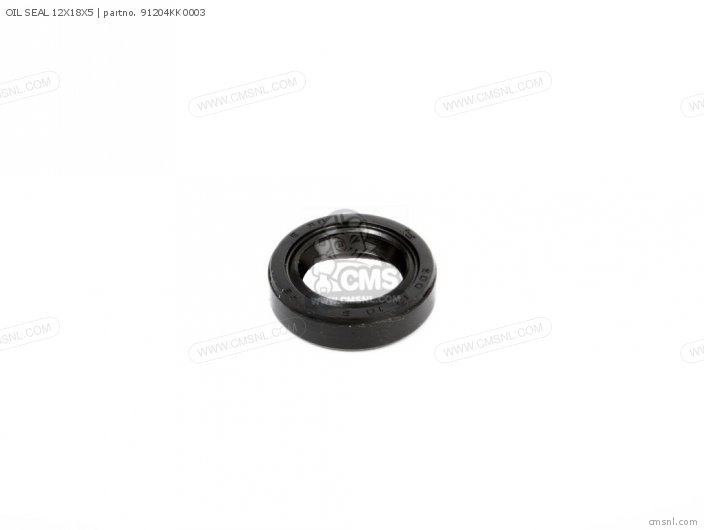 Oil Seal 12x18x5 photo