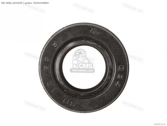 Oil Seal,12x22x5 photo