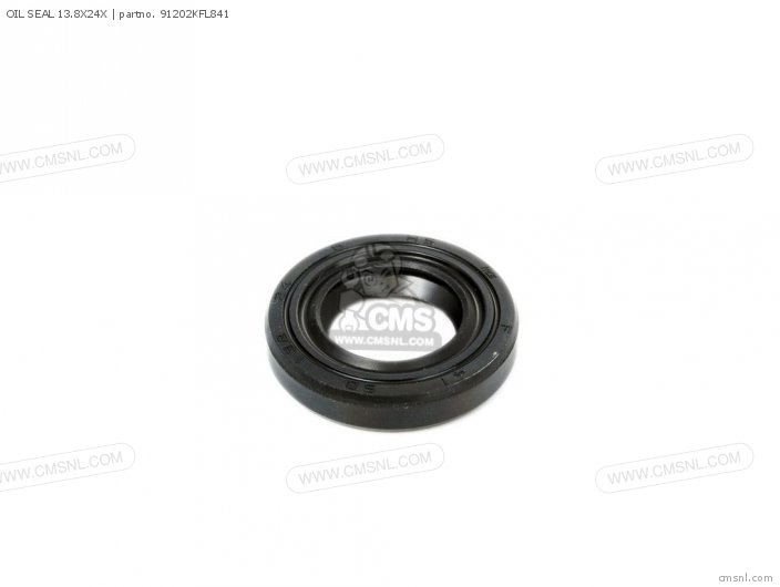 Oil Seal 13.8x24x photo