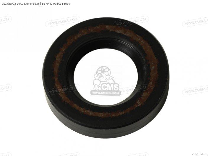 Oil Seal (14x25x5.5-583) photo