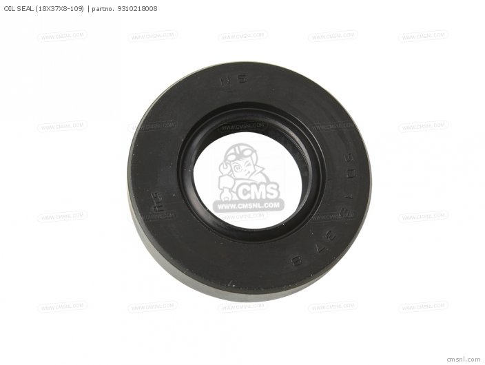 Oil Seal (18x37x8-109) photo