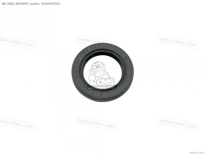 Oil Seal,20x30x5 photo