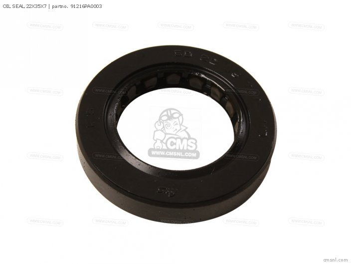 Oil Seal,22x35x7 photo