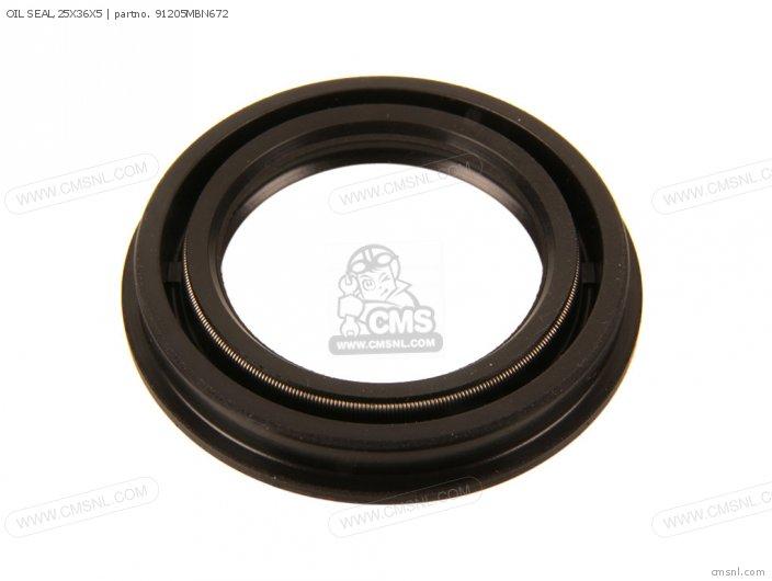 Oil Seal,25x36x5 photo