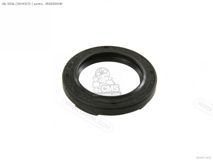 Oil Seal (30x43x7) photo