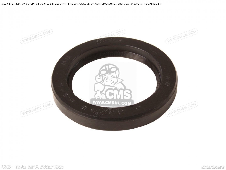 32X47X7 pack de 5 OILSEALS metric arbre huile joint 32mm id x 47mm od x 7mm large