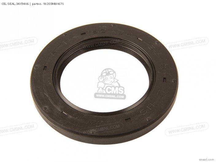 Oil Seal,34x54x6 photo