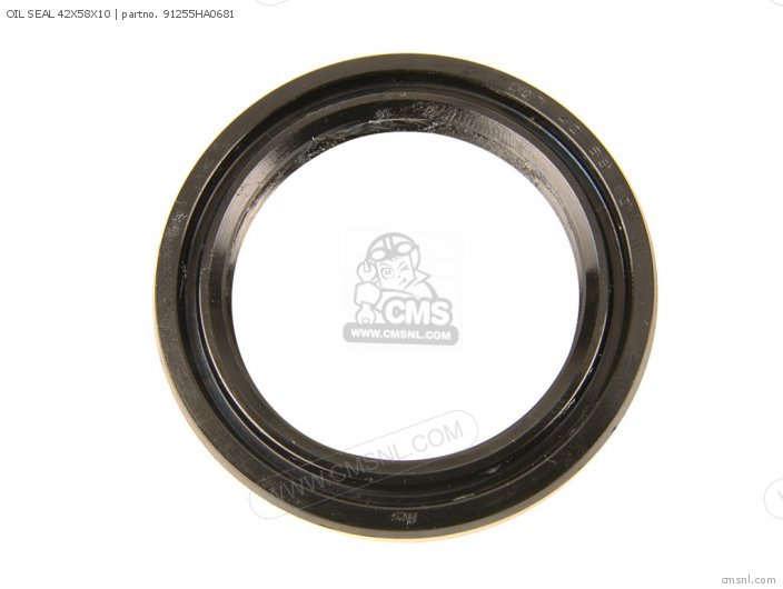 Oil Seal Honda 91255-HA0-681 42x58x10