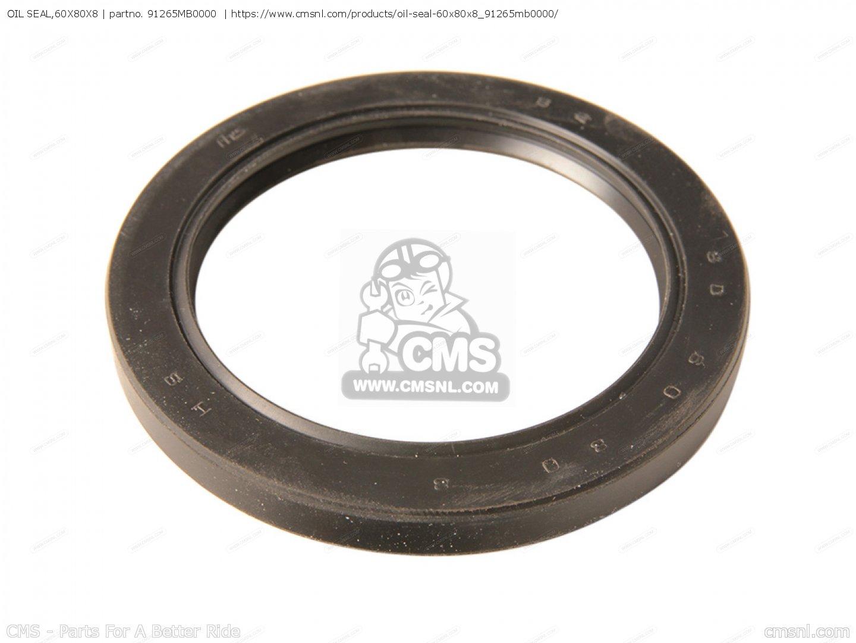 OS50X65X8mm R21 Metric Oilseal