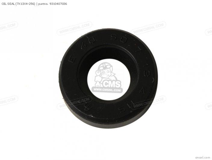 Oil Seal (7x13x4-256) photo