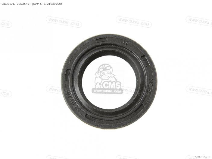 Oil Seal, 22x35x7 photo