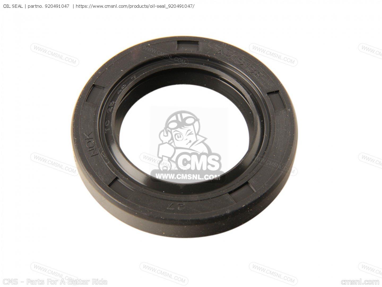 920491047 Oil Seal Kawasaki 92049 1047