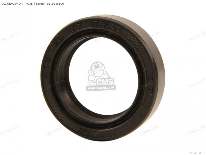 Oil Seal, Front Fork photo