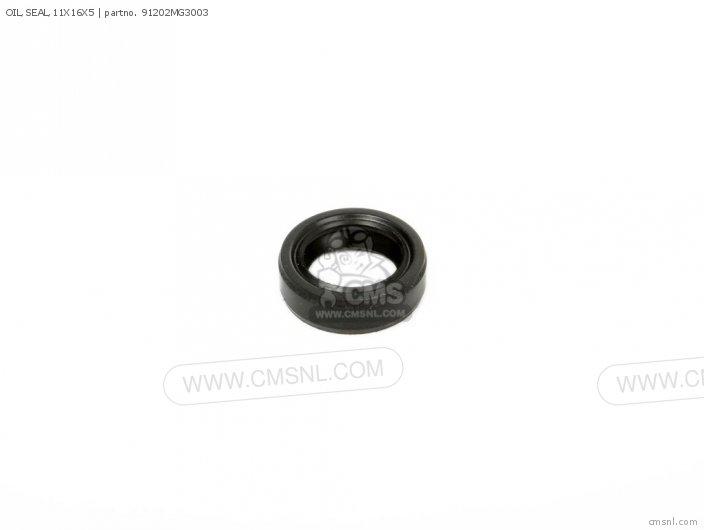Oil, Seal, 11x16x5 photo